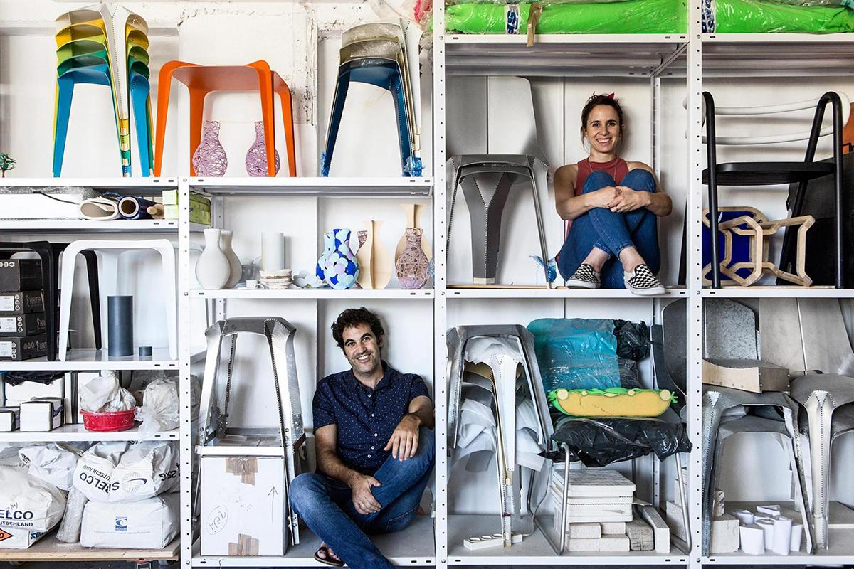 Findet hunderte Designtalente aus aller Welt
